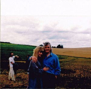Pamela David West Kennet Crop Circle 180 px