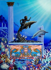 Destiny Dolphin Temple