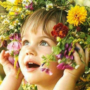 Child Wonder Flowers