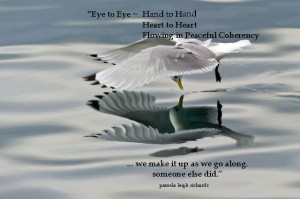 Dove Reflecting Flight Pamela quote 2