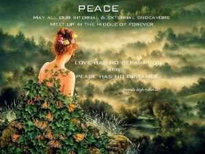 Lady Green Nature Butterflies Pamela quote