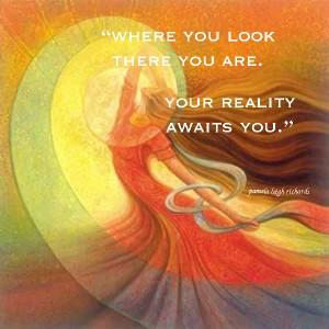 Pamela quote Lady Sun Fractal Image