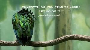Green Bird pamela quote 2