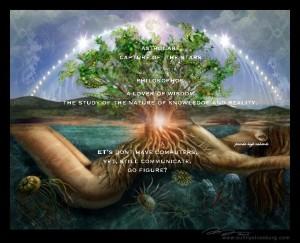 Lady Tree of Life Pamela quote