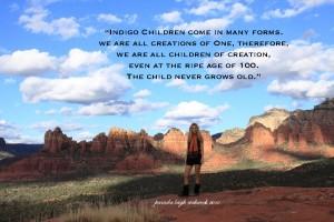 Pamela Quote Indigo children