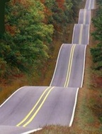 Winding road small