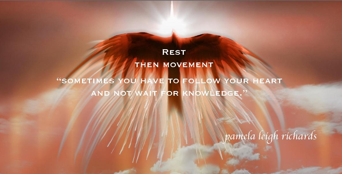 The Phoenix Pamela Quote