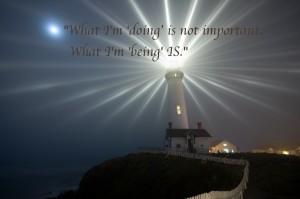 Lighthouse pamela quote