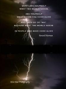 Lightning Steve Mac Photography