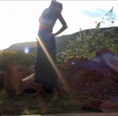 Pamela Sun Garden L