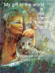 Lady Bengal pamela quote