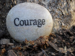Rock of Courage