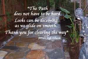 The Path pamela quote