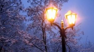 Lamp post Light pamela quote