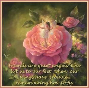 Quiet angels