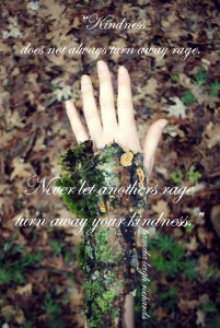 Hand Forest Leaves pamela quote 2