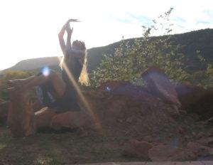 Pamela Sun Dance 7